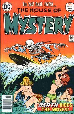 Skeleton surfing, 1976