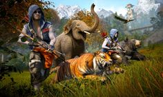 Why animals are the best part of Far Cry 4...