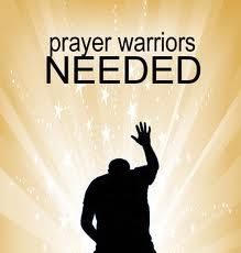 FAITHFUL PRAYER WARRIORS ~  THANK YOU for your continual faithfulness to pray for the needs of so many! Blessings!!