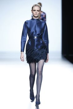 The 2nd SKIN Co.. Colección otoño-invierno 2015/2016. MBFW Madrid