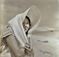 Portrait of My Wife, Kansuke Yamamoto 1950. ©Toshio Yamamoto