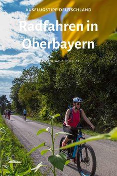 So schön ist Radfahren in Oberbayern! Entdecke die schönsten Radtouren in Bayern jetzt am Blog.   #radfahren #bayern #deutschland #radurlaub #radwege #biken #chiemsee #salzschleife #traunstein #rosenheim #münchen #landsberg #lech #inn #tipps #ebike #rad #ausflug #weekend #oberbayern #radtouren #bike #deutschland #germany #travel #reisen Places To See, Inspiration, Europe, Bavaria Germany, Biblical Inspiration, Inspirational, Inhalation