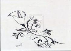calla lily by mrtom85