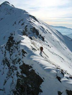 rodnei mountain , romania