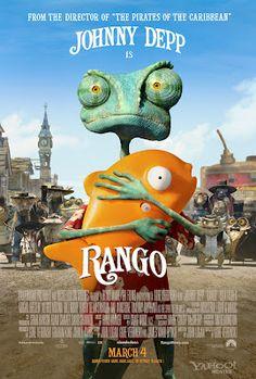 Ecological: Rango by Gore Verbinski, 2011   Review