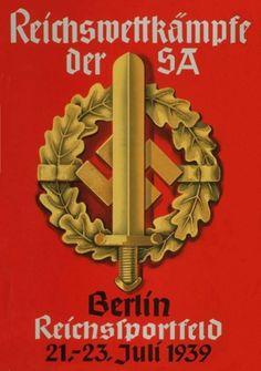 Reichswettkämpfe der SA, Berlín, 1939