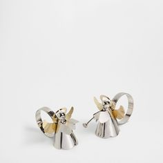 LITTLE ANGEL NAPKIN RING (SET OF 2)