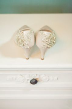 Wedding shoes for sale, details in private