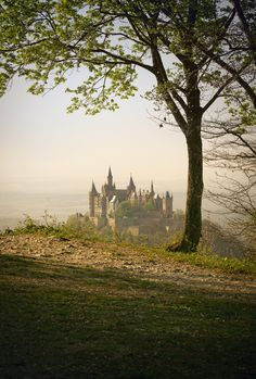 Burg Hohenzollern (help·info)) is a castle approximately 50 kilometers (31 mi) south of Stuttgart, Germany