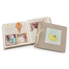 TWINKLE, TWINKLE BABY MEMORY BOOK | Handmade Scrapbook | UncommonGoods