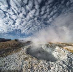 Photo ***Sol de Mañana Geysers, Bolivia*** by Anton Rostovskiy on 500px