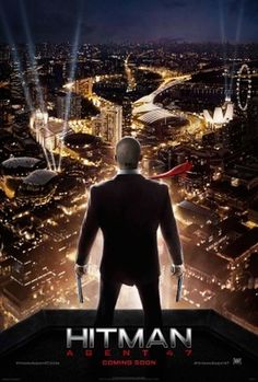 Hitman: Agent 47 (2015) movie #poster, #tshirt, #mousepad, #movieposters2