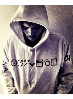 Chris Brown Fortune Hoodie-breezy forever