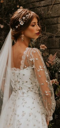 Dream Wedding Dresses, Bridal Dresses, Wedding Gowns, Wedding Bells, Boho Wedding, Wedding Day, Dream Dress, Getting Married, Wedding Styles
