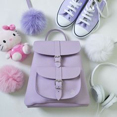 Violet baby backpack by Grafea www.grafea.co.uk