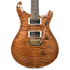 PRS CME Wood Library Custom 24 10 Top Quilt (Serial #235575)