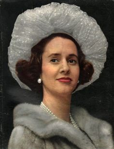 Queen Fabiola of Belgium was the widow of King Baudouin.  As this royal couple had no children the crown passed to King Albert II upon Baudouin's death.