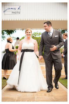 Andy & Jess – April 2013 – Wedding at Brisbane Golf Course, Brisbane, Australia Brisbane Australia, Walking Down The Aisle, Bridesmaid Dresses, Wedding Dresses, Keep Warm, Norfolk, Wedding Ceremony, Golf Courses, Formal Dresses