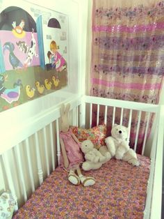 279 best little ones room images nursery set up, baby room girlsa jewelry maker\u0027s home in provence filled with art, books and silk ribbons