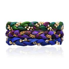 Three Stack Berry Bracelet, 35€, now featured on Fab.