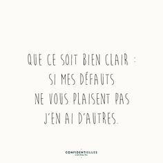 Quotes and inspiration about Life QUOTATION - Image : As the quote says - Description Mot direct - Confidentielles The Words, Cool Words, Some Quotes, Words Quotes, Sayings, Motivational Quotes, Funny Quotes, Inspirational Quotes, Quote Citation