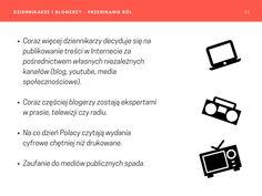 """""""Porozmawiajmy o blogowaniu"""" - prezentacja przygotowana na potrzeby warsztatów dla uczniów VIII Liceum Ogólnokształcącego w Częstochowie."""