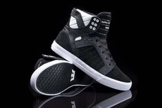 Black And White Skytop