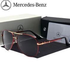 Man Polarized Sunglasses Mercedes Driving Glasses Designer Men WITH BRAND BOX! in Clothing, Shoes & Accessories, Men's Accessories, Sunglasses & Fashion Eyewear Sunglasses Price, Luxury Sunglasses, Stylish Sunglasses, Polarized Sunglasses, Mens Sunglasses, Men's Accessories, Car Accessories For Guys, Sunglasses Accessories, Mercedes Accessories