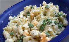 Creamy, Cheesy Pasta Salad