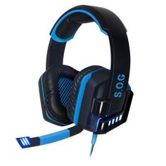 Casque microphone gaming Spirit of Gamer XPERT-H8 compatible PC
