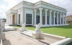 Alvin Malnik's Ocean Ridge, FL Mega Mansion