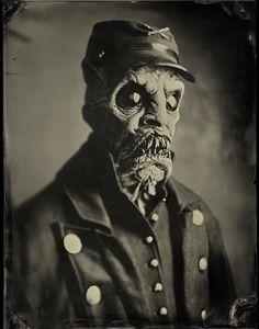 INNSMOUTH Portrait 1 : The Veteran