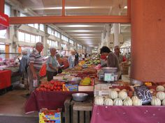Marché Forville - Market in Cannes open every morning at till South Of France, Cannes, Marketing, Places, Travel, Viajes, Trips, Traveling, Tourism