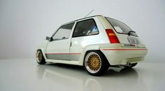 Renault 5GT TURBO fase1 Norev BBS French Classic, Classic Cars, Renault 5 Gt Turbo, Clio Sport, Automobile, Ford, Top Gear, Custom Cars, Cars And Motorcycles