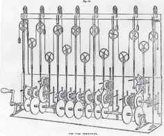 Machine à prévoir les marées de Lord Kelvin