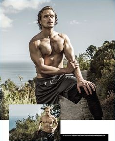 Outlander star Sam Heughan connects with Men's Health South Africa for its August 2017 issue.