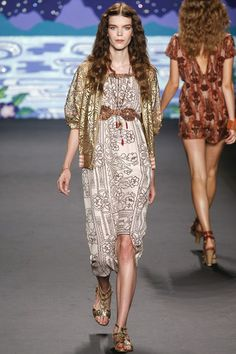 New York Fashion Week, SS '14, Anna Sui