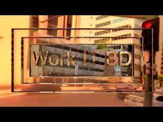 Work IT BD Gold Logo