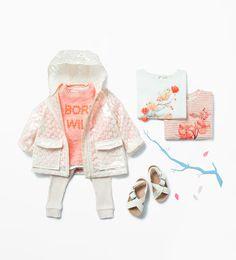 Acheter le look - Bébé fille (3 - 36 mois) - ENFANTS | ZARA France