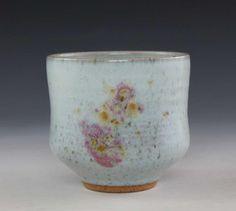 PETER SPARREY - Studio Pottery Stoneware Handmade Yunomi / Cup - Chun Glaze   eBay