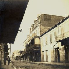 Antoine's Restaurant - 1903 Via The Collins C. New Orleans Voodoo, New Orleans Louisiana, New Orleans History, Louisiana Plantations, Louisiana History, Louisiana Purchase, World Of Darkness, Crescent City, Old City