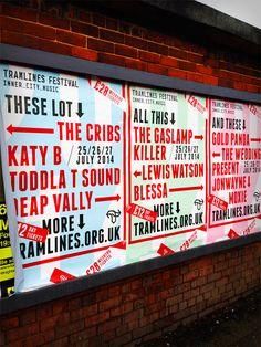 tramlines festival / peter and paul