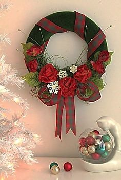 Discover how easy and fun it is to turn dried or silk flowers into holiday gifts and decor.