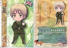 Hetalia Axis Power - U.K.