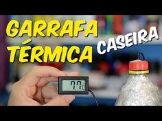 Faça uma garrafa térmica em casa! - YouTube