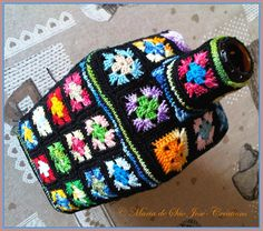 Crochet, Blanket, Winter, Winter Time, Ganchillo, Blankets, Crocheting, Cover, Knits
