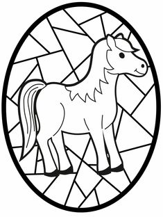 Free Coloring Pages, Coloring Sheets, Coloring Books, Colouring, Hl Martin, Mandala Design, Cartoon Caracters, Year Of The Horse, Ecole Art