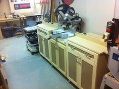 New Improved Miter Saw Station                                                                                                                                                                                 More