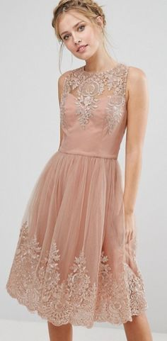 0ff77cb470 Blush beauty by Chi Chi London  dress  pretty  style  ootd  ootn
