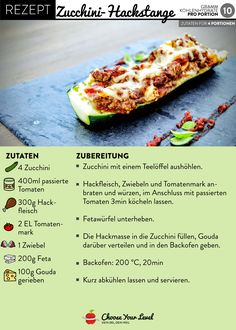 Zucchini Spaghetti Bolognese - Choose Your Level™ Avocado Pear, Avocado Toast, Law Carb, Low Carb Recipes, Healthy Recipes, Slimming Recipes, Spaghetti Squash Recipes, Zucchini Spaghetti, Food Items